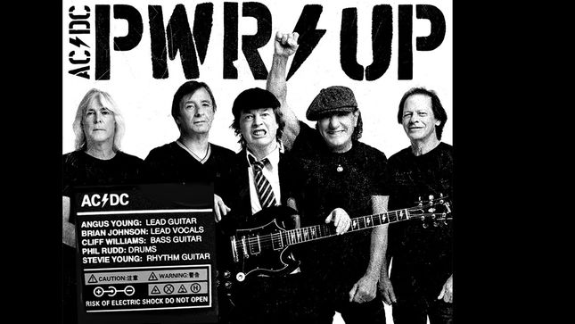 AC/DC Tease New Album And Its Set To Drop Anytime Now