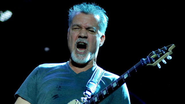 Guitar legend Eddie Van Halen dies aged 65