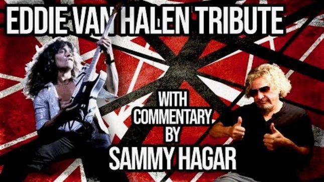 Valerie Bertinelli shares pics from night she met Eddie Van Halen