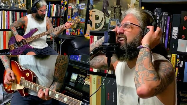 "MIKE PORTNOY Celebrates JOHN LENNON's 80th Birthday With ""Gimme Some Truth"" Performance; Video"