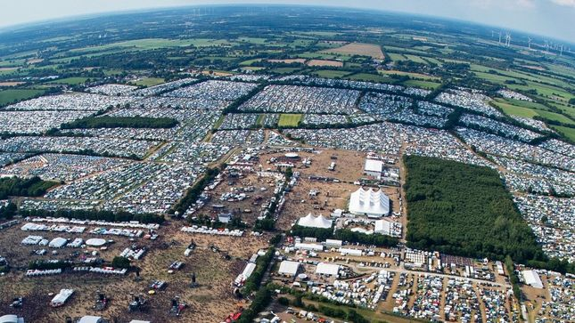 Wacken Open Air Festival Invests In Wacken And Buys Forest On Festival Ground