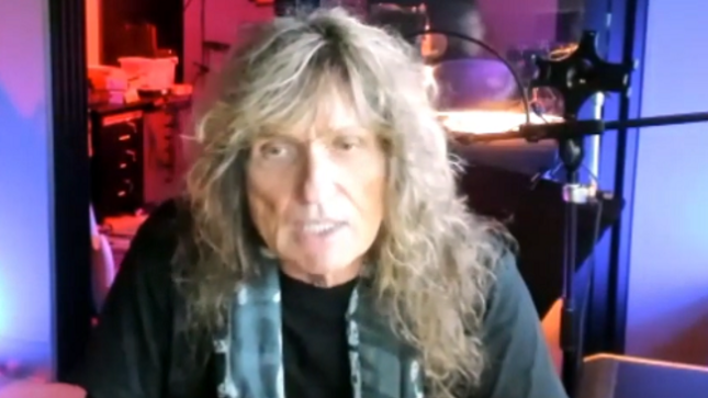 WHITESNAKE - DAVID COVERDALE Provides Health Update In New Video Interview