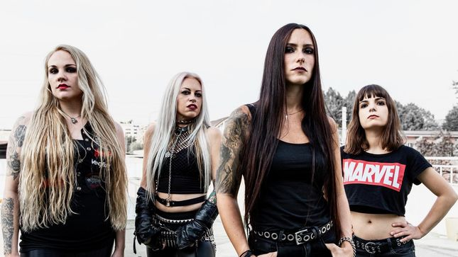 "NERVOSA To Release Perpetual Chaos Album In January; ""Guided By Evil"" Music Video Streaming"
