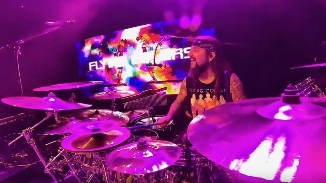 """FLYING COLORS Share """"Forever In A Daze"""" Video From Third Stage: Live In London Release"""