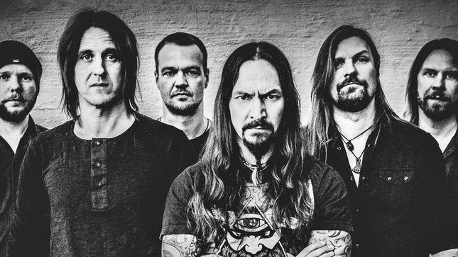 "AMORPHIS To Release ""Brother And Sister"" Limited Edition Shape-Vinyl Single; Pre-Order Now"