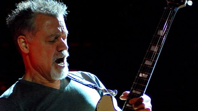 EDDIE VAN HALEN - Fan-Filmed Video Of Final Show Featuring Soundboard Audio Uploaded On YouTube