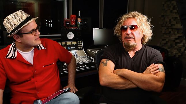 "How VAN HALEN Rocked The 90s With ""Right Now""; SAMMY HAGAR Tells All (Video)"