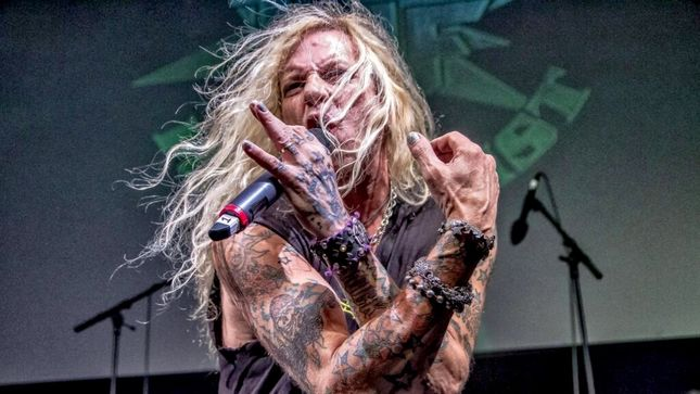 "DANGER DANGER Singer TED POLEY Launches ""Miss Your Touch"" Jewelry Collection"