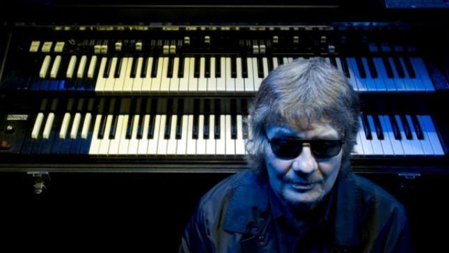 DEEP PURPLE Keyboardist DON AIREY Reveals He Played Bass On JUDAS PRIEST's Painkiller Album -