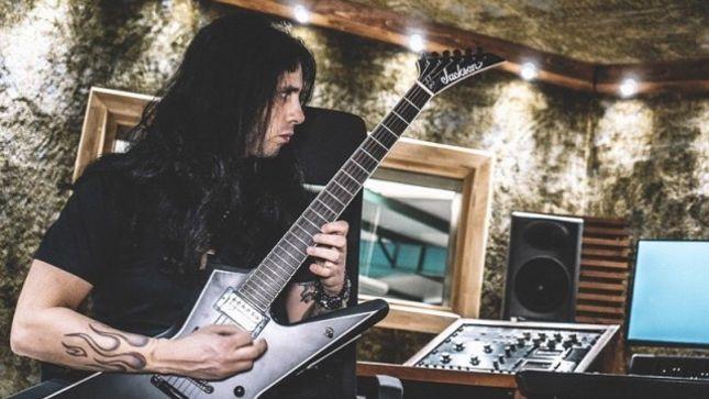FIREWIND Guitarist GUS G. Is Working On A Solo Instrumental Album