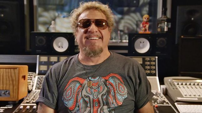 SAMMY HAGAR's Rock & Roll Road Trip - Funniest Bloopers Revealed; Video