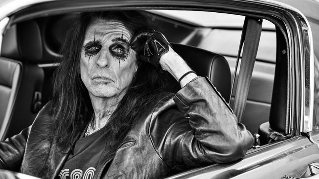 ALICE COOPER Releases Official Lyric Video For