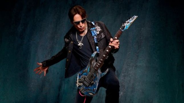 STEVE VAI Taking Part In Free Rock And Roll Hall Of Fame Livestream This Wednesday