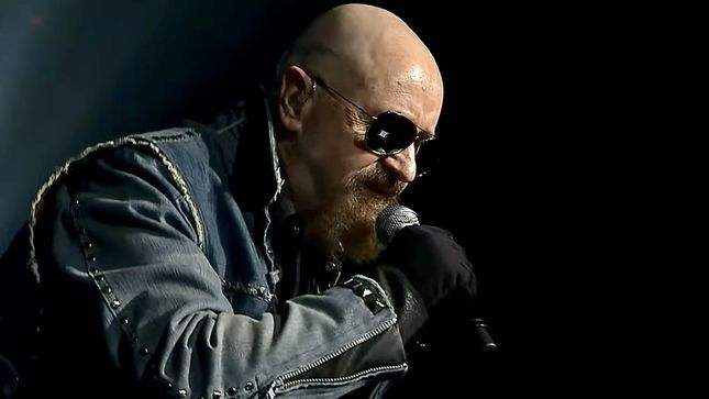 ROB HALFORD On Positive Feedback To New Autobiography -
