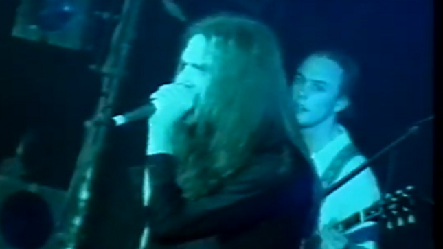 """CATHEDRAL Share Rare  """"Utopian Blaster"""" Video From 1996"""