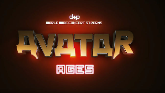 """AVATAR Performs """"Wormhole"""" At Avatar Ages - An Impossible Concert Experience; Video"""