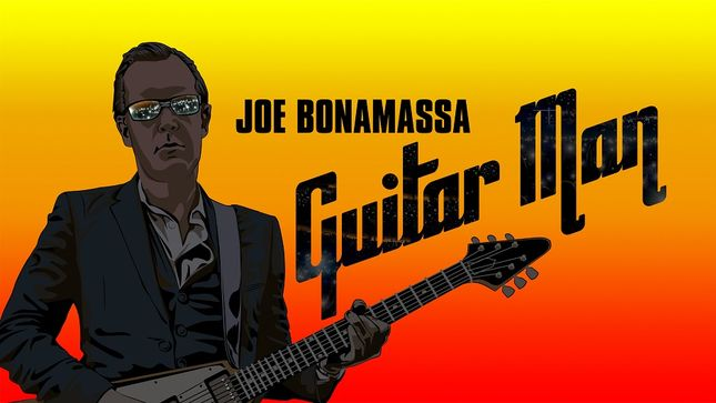 JOE BONAMASSA – Guitar Man Documentary Out In December