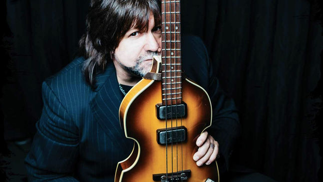 TESLA Bassist BRIAN WHEAT's Autobiography To Arrive On December 1st; New Q&A Available