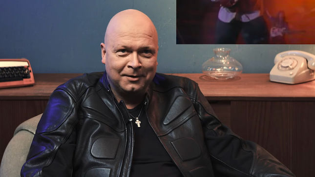 HELLOWEEN Singer MICHAEL KISKE Discusses