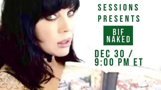 Rebel Noise · The Protest Interview series: Bif Naked