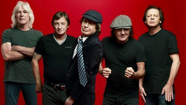 AC/DC Receive Three Nominations At 2021 Billboard Music Awards