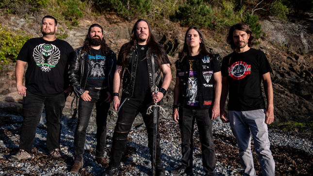 "ADAMANTIS Release Official Video For ""Voron (The Ravensong)"""