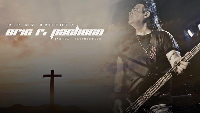 Former BABYLON A.D. Bassist ERIC PACHECO Dead At 53