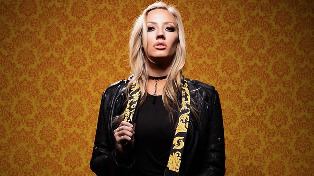 NITA STRAUSS To Perform National Anthem On NXT TakeOver: Stand And Deliver Night 1, Tonight