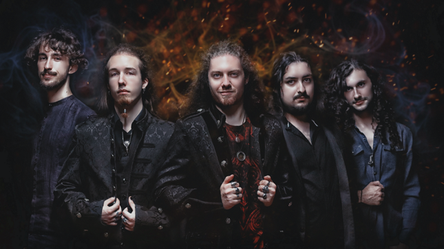 """AVALAND Unveil """"Rise From The Ashes"""" Lyric Video"""
