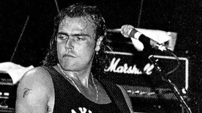 Former JUNKYARD Bassist CLAY ANTHONY Dies In Car Crash