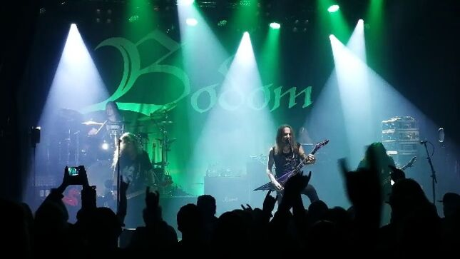 Bodom After Midnight Update 2021 Live Schedule For Finland Bravewords
