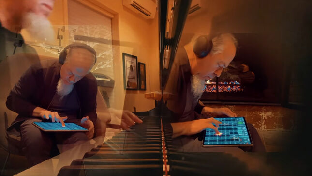 "DREAM THEATER Keyboardist JORDAN RUDESS Performs ""Icarus"" On GeoShred; Video"