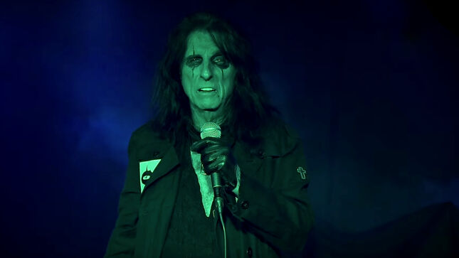 ALICE COOPER Performs For Live At Wacken World Wide 2020; Video
