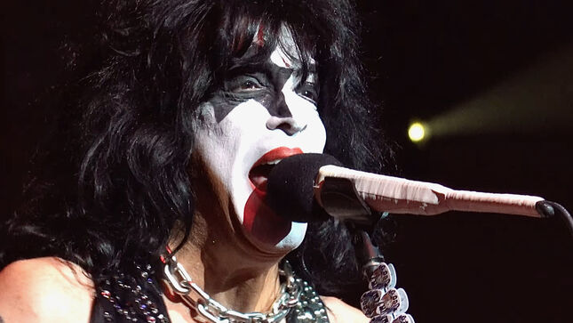 "PAUL STANLEY Talks KISS Going Back On Tour This Year- ""You Have More Of A Chance Of Seeing SOUL STATION"""