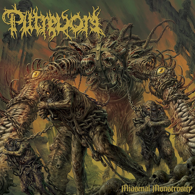 """PUTREVORE To Release Miasmal Monstrosity Album In October; """"With Tentacles  Adorned"""" Single Streaming Now - BraveWords"""