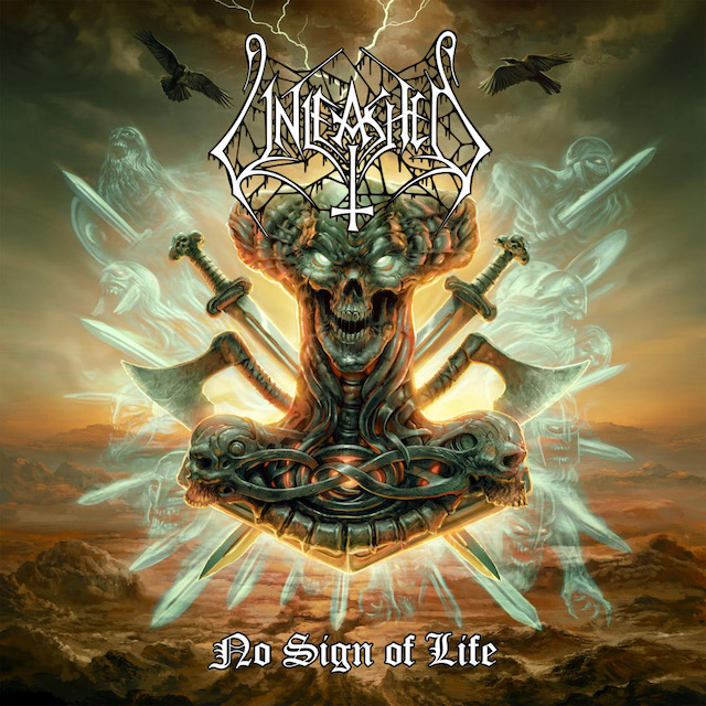 """UNLEASHED To Release No Sign Of Life Album In November; """"The King Lost His  Crown"""" Lyric Video Streaming - BraveWords"""