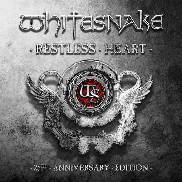 """WHITESNAKE To Release Restless Heart - 25th Anniversary Edition In October;  """"You're So Fine"""" (2021 Remix) Video Streaming - BraveWords"""