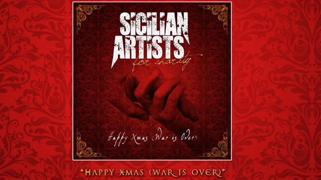 Sicilian Artists For Charity Cover John Lennon Yoko Ono S Happy Xmas War Is Over Video Bravewords