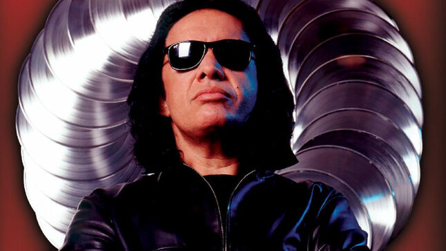 "GENE SIMMONS Talks Collaboration With Gibson - ""The Basses Are So Beautiful"""