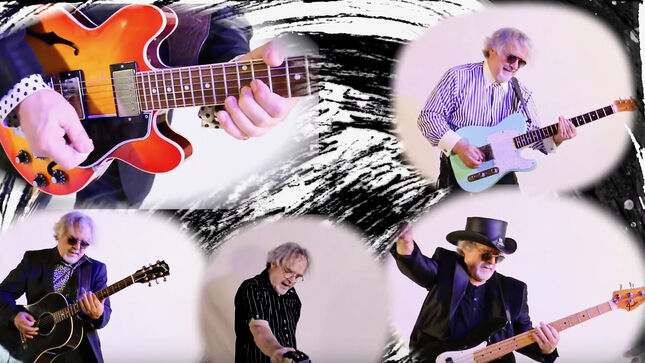 "BLUE ÖYSTER CULT Founding Member JOE BOUCHARD Releases Music Video For Cover Of THE KINKS' ""All Day And All Of The Night"""