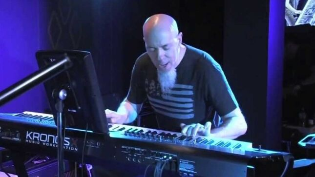 DREAM THEATER Keyboardist JORDAN RUDESS Performs On Korg Kronos And Opsix Synthesizers In New Livestream