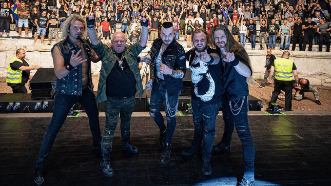 U.D.O. - Live In Bulgaria 2020: Pandemic Survival Show Multi-Format Release Due In March