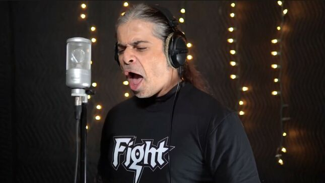 """IMMORTAL GUARDIAN Cover FIGHT's """"Into The Pit"""" With METAL MIKE CHLASCIAK"""