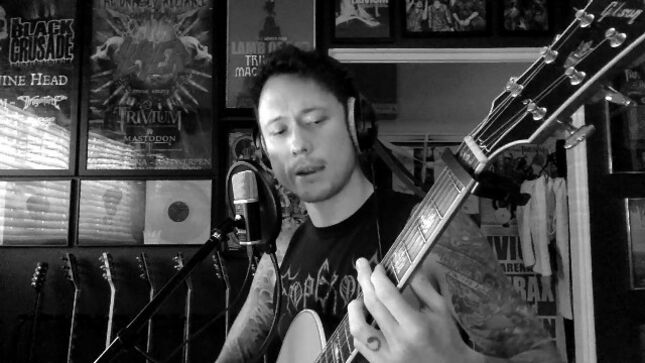 """TRIVIUM Frontman MATT HEAFY - """"I Practice To Be As Good As BRUCE DICKINSON, FREDDIE MERCURY And JOHN PETRUCCI, Knowing It Won't Happen"""""""