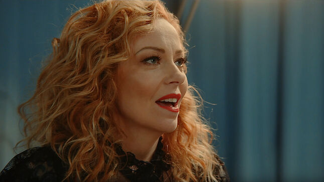 "ANNEKE VAN GIERSBERGEN Releases ""Hurricane"" Single And Music Video"