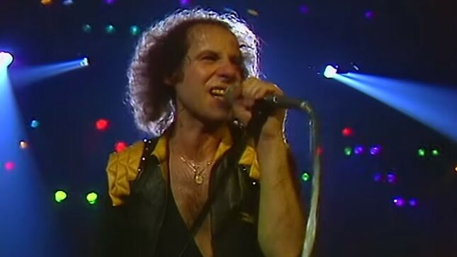 """SCORPIONS – 1983 TV Performance Of """"Can't Live Without You"""" Streaming"""
