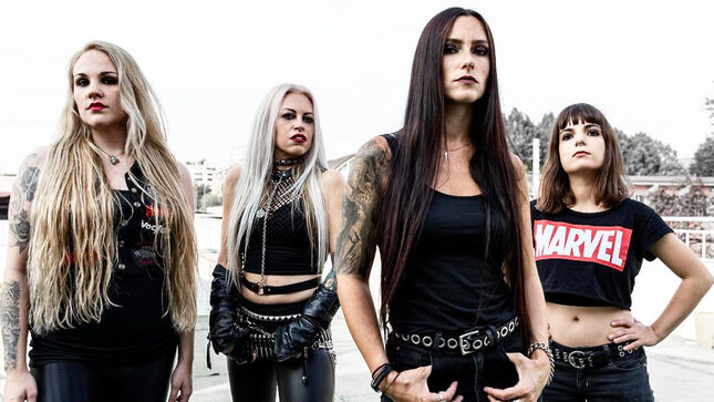 "DIVA SATANICA On Joining NERVOSA ""It Was Like A Dream Come True"""