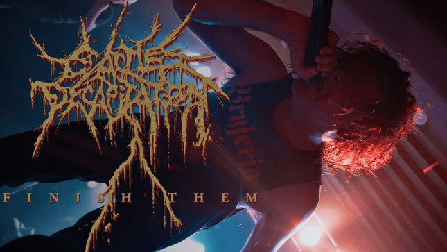 "CATTLE DECAPITATION Release ""Finish Them"" Video; Features Live Footage From Sold-Out Shows In Melbourne"