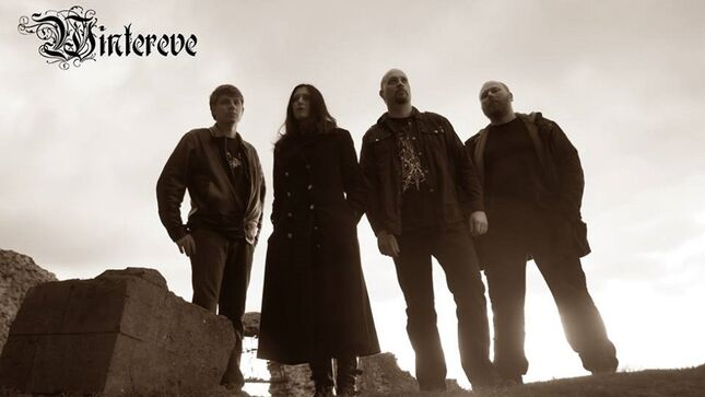 France's WINTEREVE Sign To Horror Pain Gore Death Productions For Release Of October Dark Album