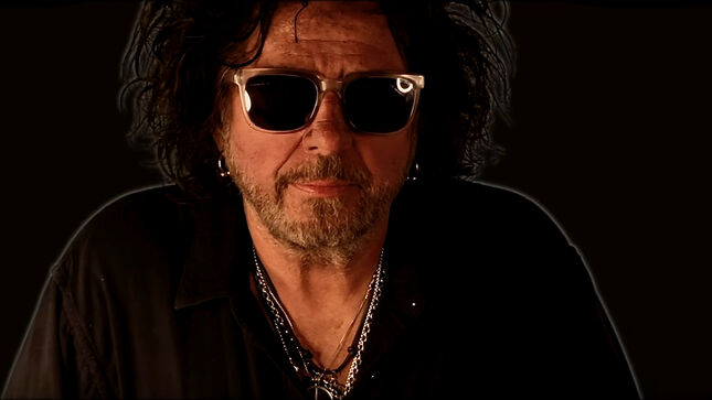 "STEVE LUKATHER Premiers ""I Found The Sun Again"" Music Video"